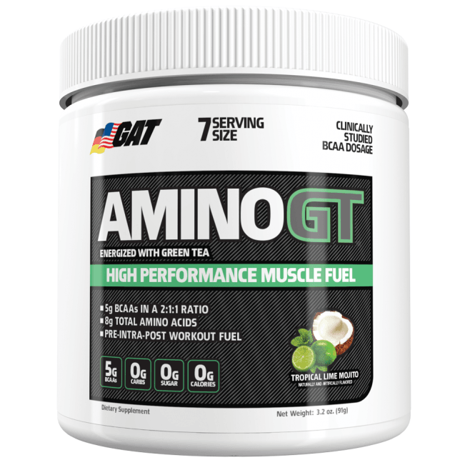 GAT Sport Amino Gt - Old Label 91G 7 Serving Mini Tub (SHORT DATED)