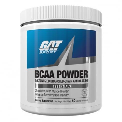GAT Sport Essentials BCAA Powder 250g