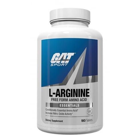 GAT Sport Essentials L-Arginine 180 Tabs