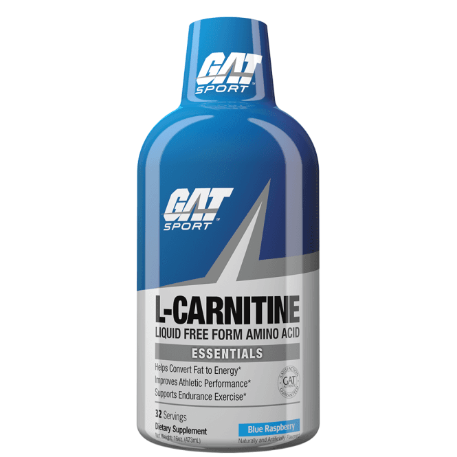 GAT Sport Essentials Liquid 1500 L-Carnitine 473Ml