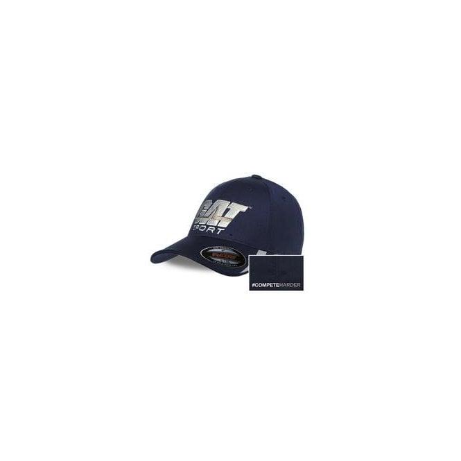 Flexfit Cap #Competeharder Navy