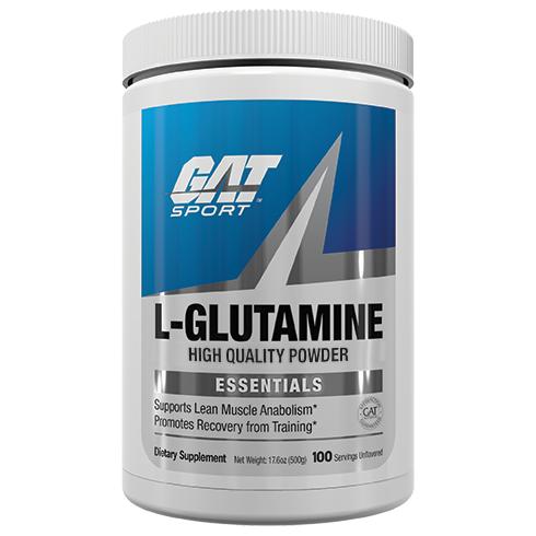 GAT Sport L-Glutamine 500g
