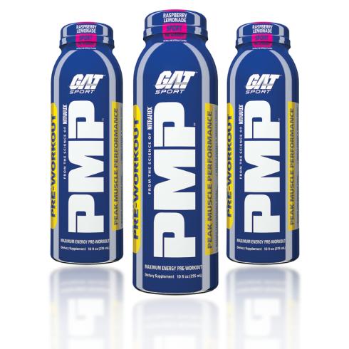 GAT Sport PMP RTD 12 X 295 ml Bottles per pack