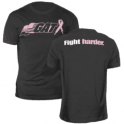 GAT Sport Ladies T-Shirt #Fightharder Black/Light Pink