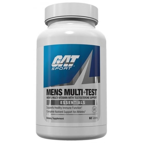GAT Sport Men'S Multi+Test 60 Tabs