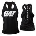 GAT Sport Men'S Racer Tank Top #Competeharder Black