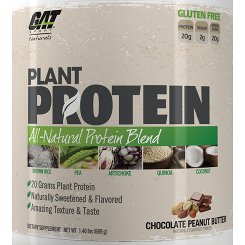 GAT Sport Plant Protein Single Serve 33.4G