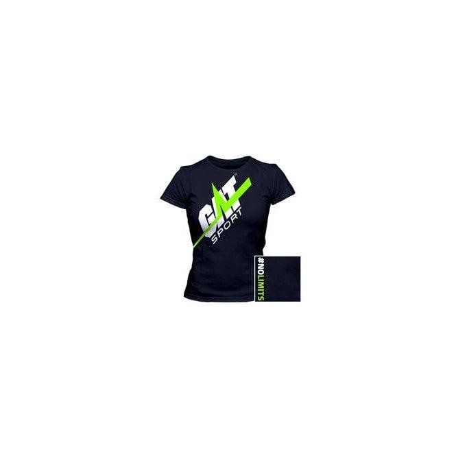 GAT Sport Women'S T-Shirt #Nolimits Navy