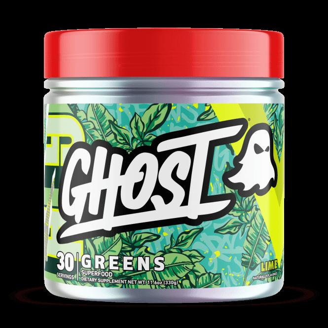 Ghost Greens 30 Serv