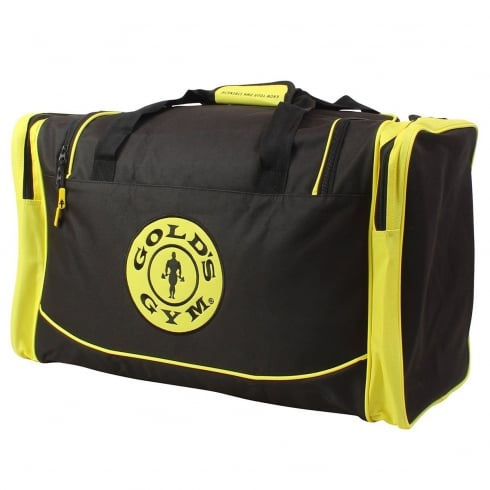 Golds Gym Gym Holdall Bag