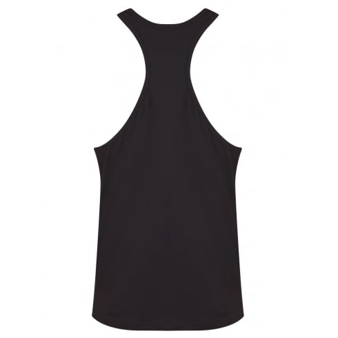 a52f36b07705f Golds Gym Stringer Vest Joe Premium Black - Uncategorised from ...