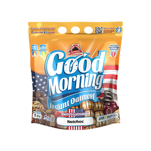 MAX Protein Good Morning Instant Oatmeal 1.5Kg