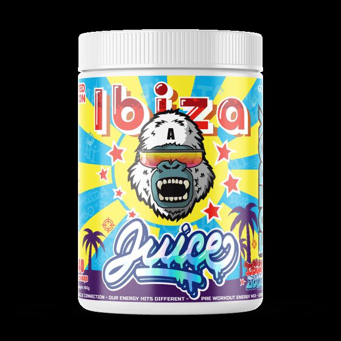 Gorilla Alpha Ibiza Juice 480g