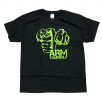 Grenade Arm Yourself T-Shirt Black