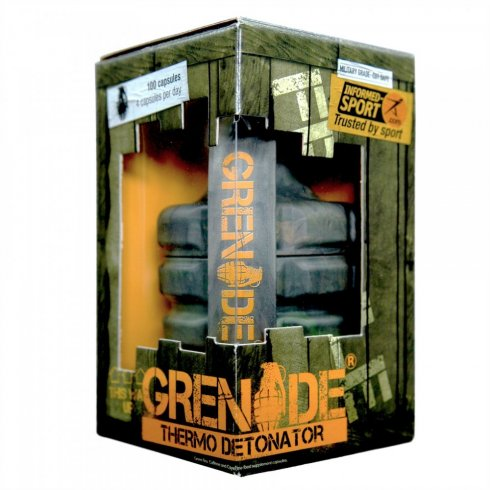 Grenade Informed Sport - Thermo Detonator 100 Caps