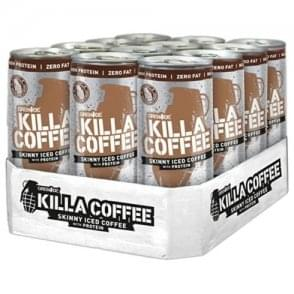 Killa Coffee Skinny Iced Coffee 12 X 250 ml