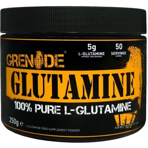 Grenade L-Glutamine Powder 250g