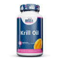 Haya Labs Krill Oil 500mg 60 Softgels