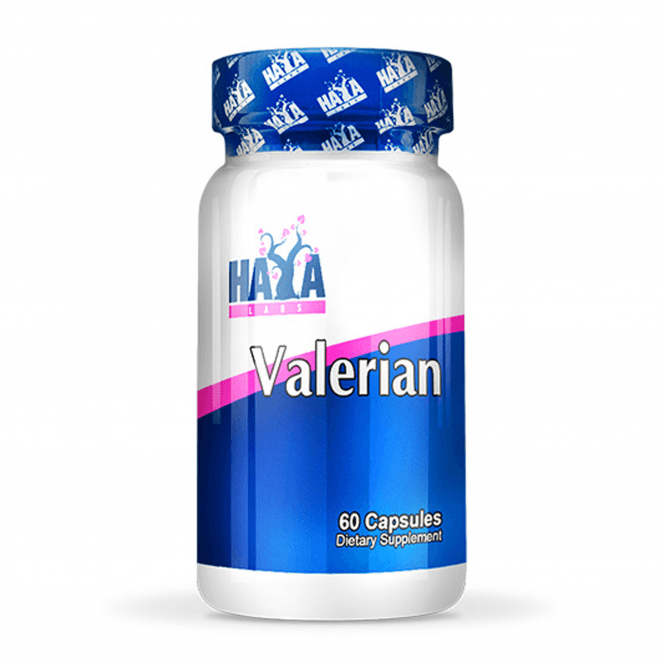 Haya Labs Valerian 250mg 60 Caps