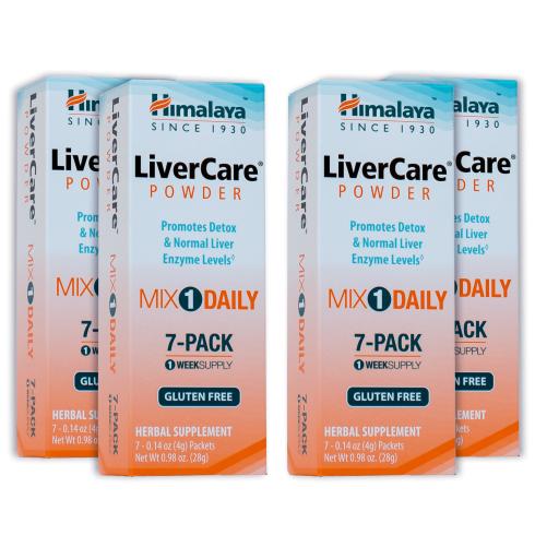 Himalaya Livercare Powder 1 Month Supply - 30x4g