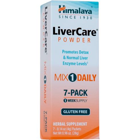 Himalaya Livercare Powder 1 Week Supply - 7X4G