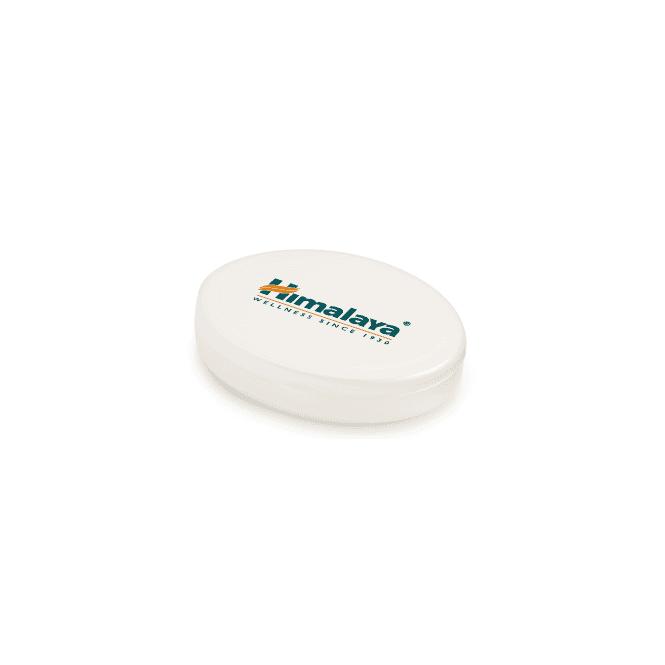 Himalaya Pill Box White