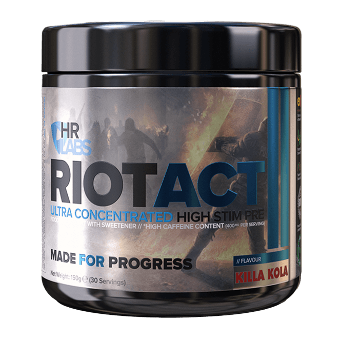 HR Labs Riot Act 30 Servings