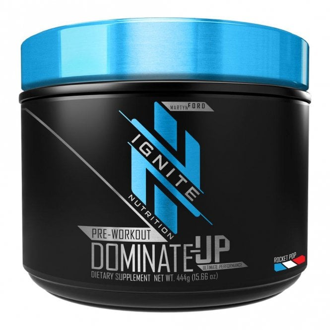 Ignite Nutrition Dominate Up 444g (SHORT DATED)