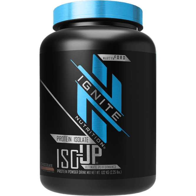 Ignite Nutrition ISO-Up 30 Servings (SHORT DATED)