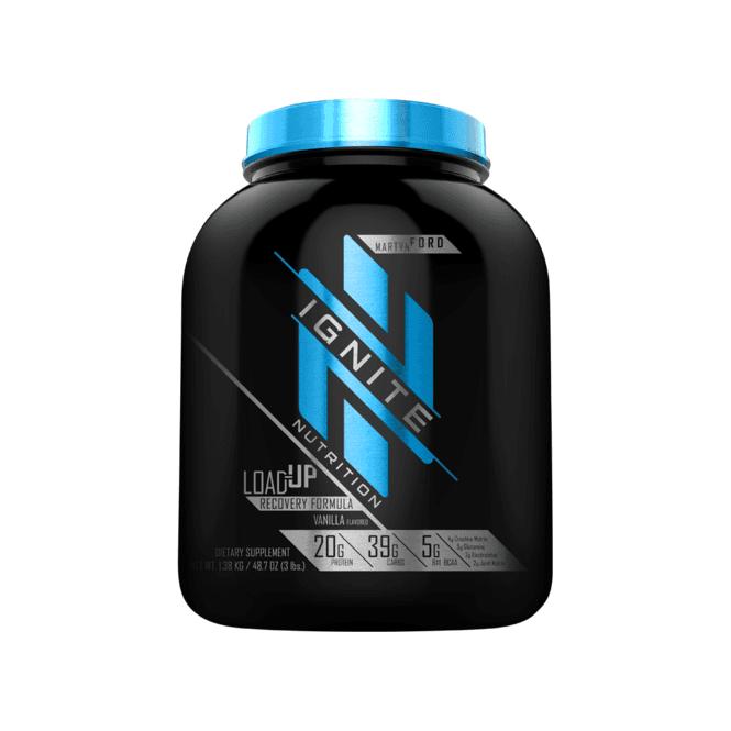 Ignite Nutrition Load-Up 1.38kg (SHORT DATED)