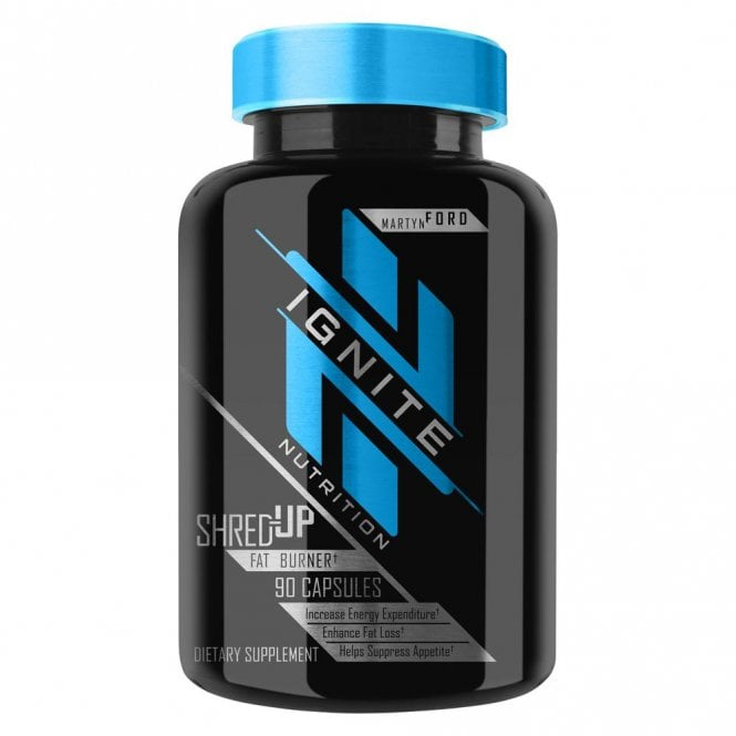 Ignite Nutrition Shred-Up 90 Caps