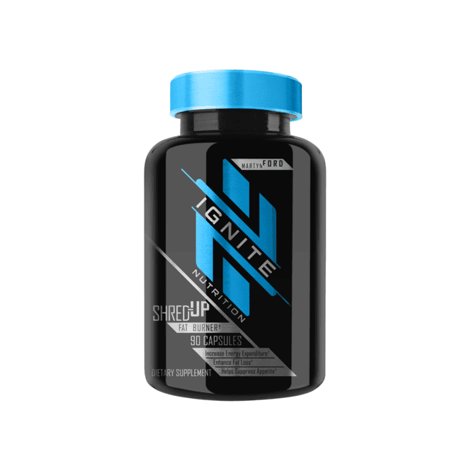 Ignite Nutrition Shred-Up 90 Caps (SHORT DATED)