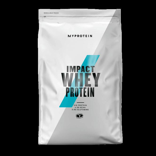 MyProtein Impact Whey Protein 2.5kg (SHORT DATED)
