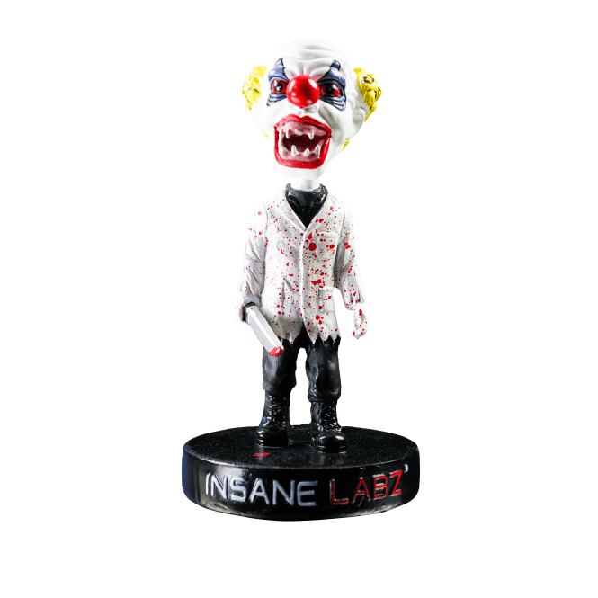 Insane Labz 6ix the Clown Bobblehead Bottle Topper