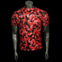 Insane Labz Sublimation T-Shirt Red Camo