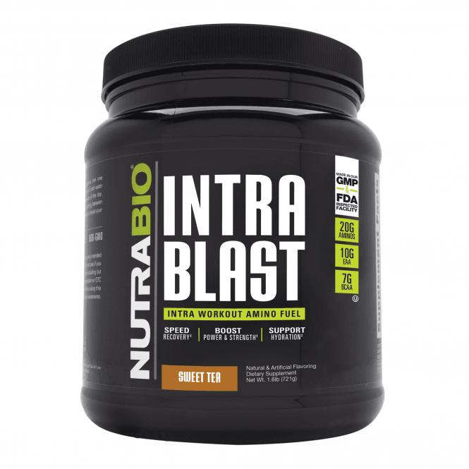 NutraBio Labs Intra Blast 722g