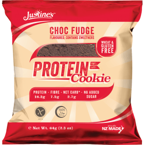 Protein Cookies 12 X 64G (SHORT DATED)