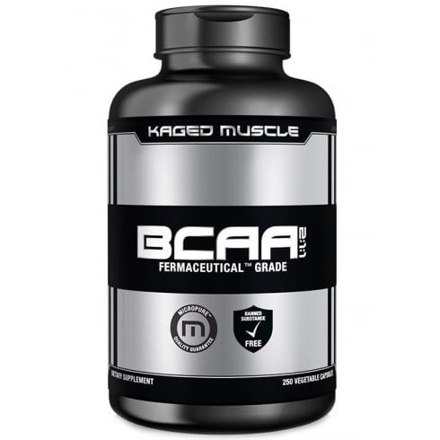 Kaged Muscle BCAA  250caps