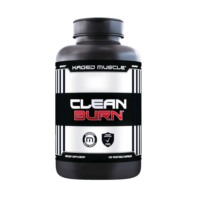Kaged Muscle Clean Burn 90 Servings