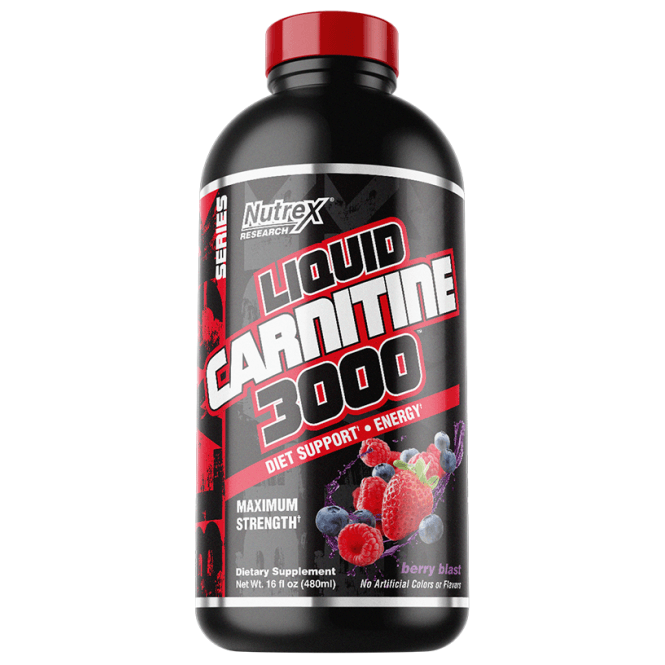 Nutrex Research Liquid Carnitine 3000 480ml