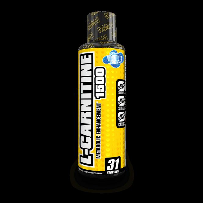 Man Sports Nutrition Liquid L-Carnitine 465ml (SHORT DATED)