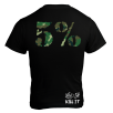 5% Nutrition Apparel Love It Kill It / 5% Men's T-Shirt Black/Camo