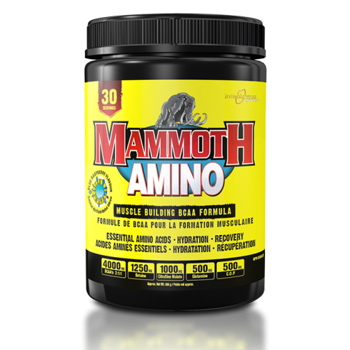Mammoth Supplements Mammoth Amino 285g