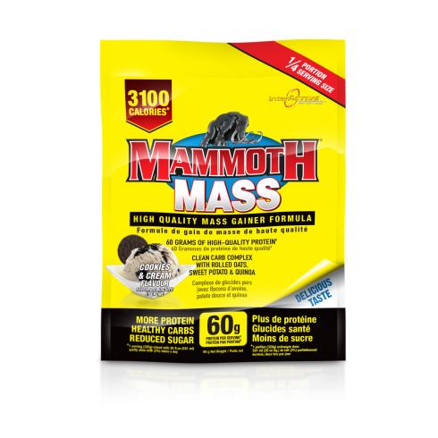 Mammoth Supplements Mammoth Mass Single Sachet