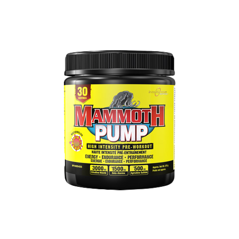 Mammoth Supplements Mammoth Pump 270g