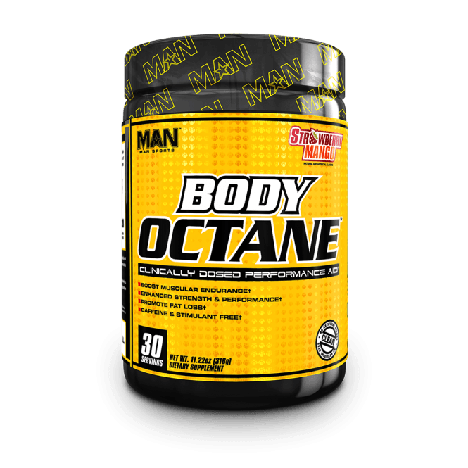 Man Sports Nutrition Body Octane 318g