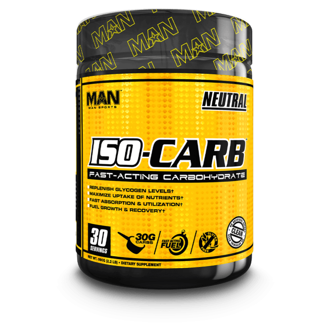 Man Sports Nutrition ISO-Carb 900g