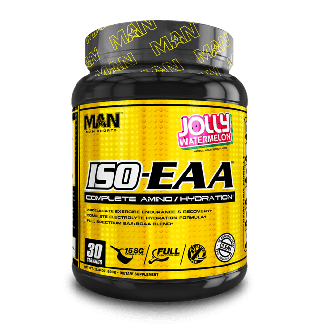 Man Sports Nutrition ISO-EAA 30 Serv - 690g