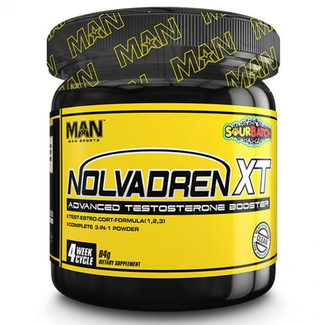 Man Sports Nutrition Nolvadren XT Powder 84g