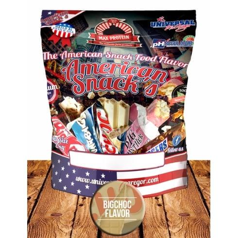 MAX Protein American Snacks Oatmeal 2Kg